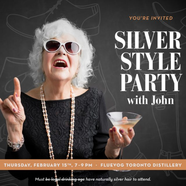 Silver Style Party in Toronto!
