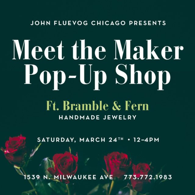 Bramble & Fern Pop-up Shop in Chicago