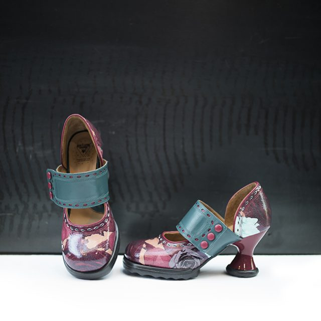 Fluevog Day Limited Edition Zaza!