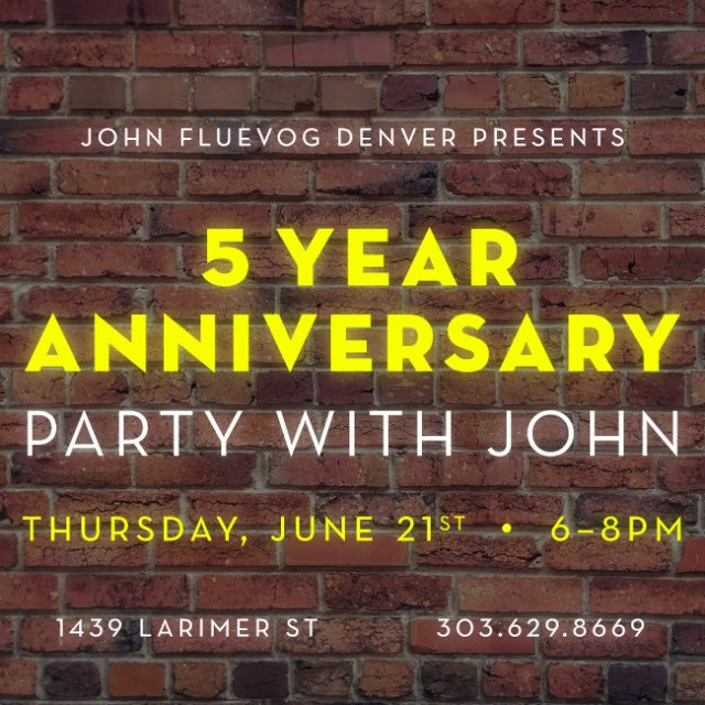 Denver's 5 Year Anniversary Party with John