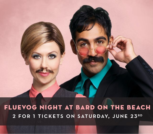 Fluevog Night at Bard on the Beach!
