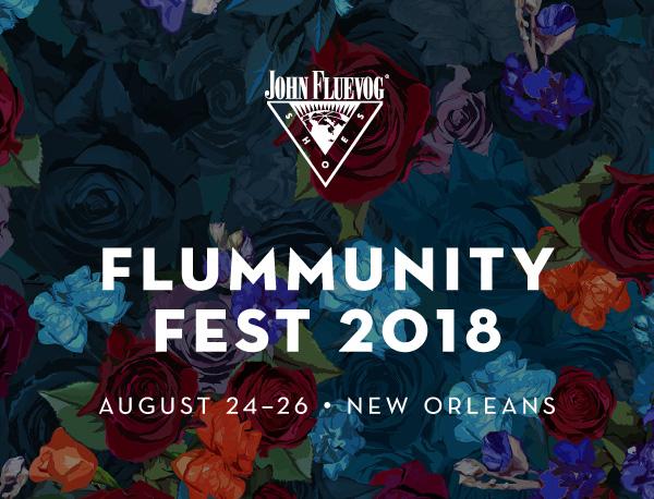 Flummunity Fest 2018 – New Orleans