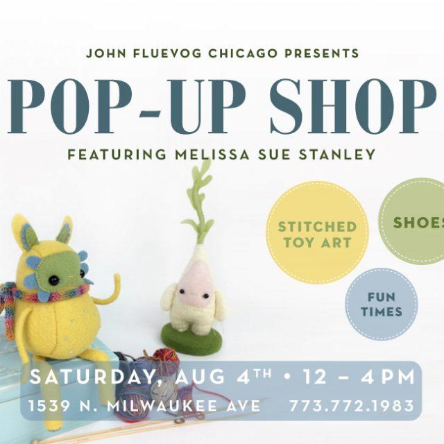 Melissa Sue Stanley Pop-up Shop in Chicago