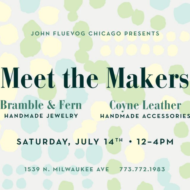 Meet the Makers in Chicago!
