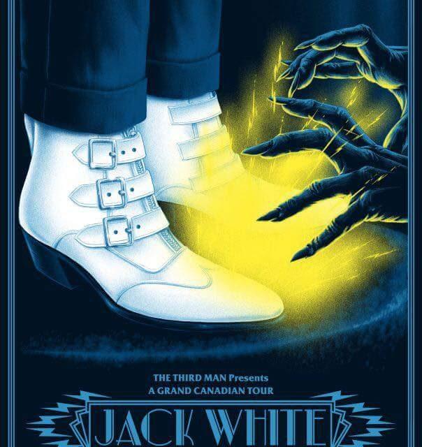 Jack White's Jack boots!