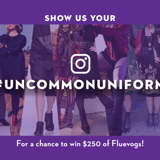 Show us your #UncommonUniform on Instagram!
