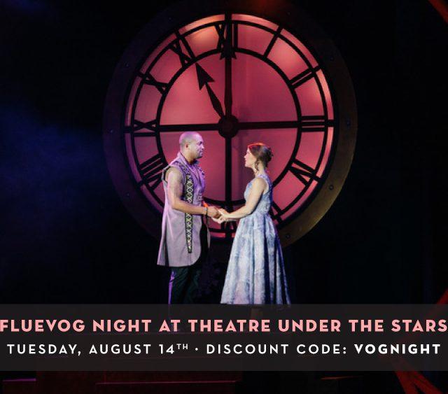 Fluevog Night at Theatre Under the Stars!
