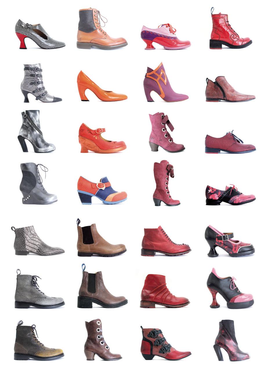 Fluevog Shoes - Fluevog's Fall/Winter