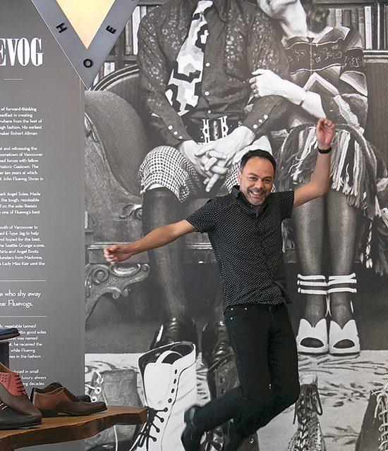 Fluevog Post Interview: Roland in Seattle