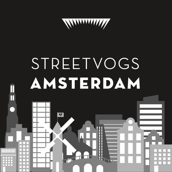 StreetVogs in Amsterdam