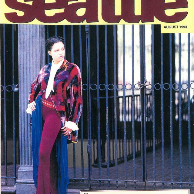 Way Back Wednesday: Seattle August 1993