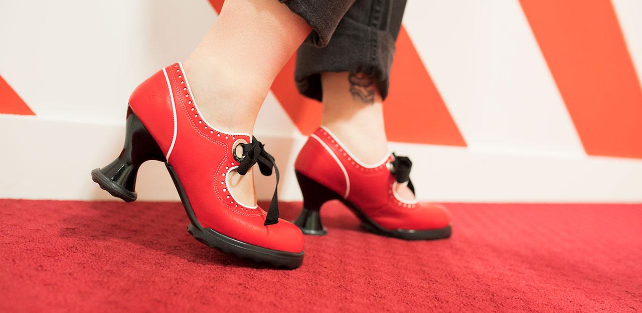 11c7d3a91 Fluevog Shoes