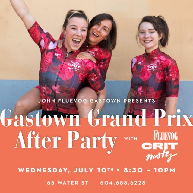 Crit Nasty: Gastown Grand Prix After Party