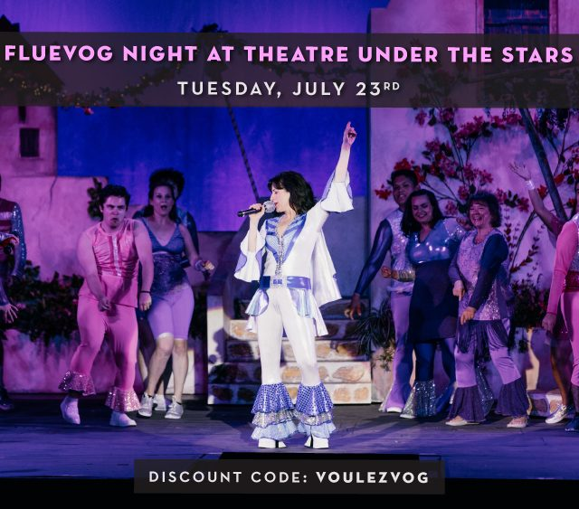 Fluevog Night at Theatre Under The Stars!