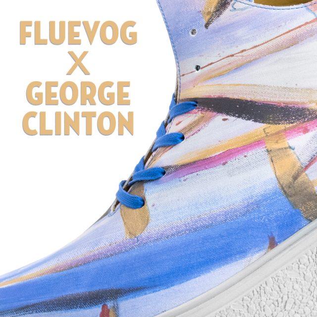 John Fluevog x George Clinton — Get first dibs!