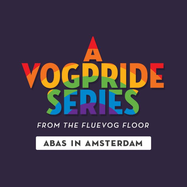 A VogPride Series: Abas in Amsterdam