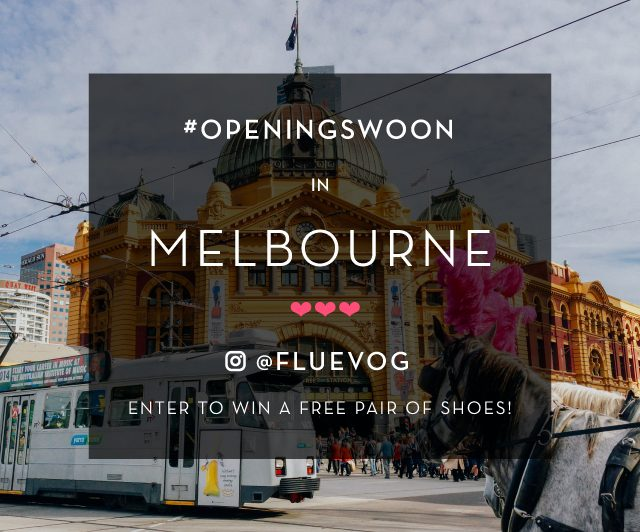 CONTEST: #OPENINGSWOON IN MELBOURNE!
