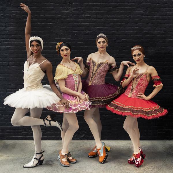 Fluevogs meet Les Ballets Trockadero!