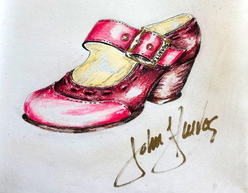 Dr Henry Shoe | Fluevog Shoes